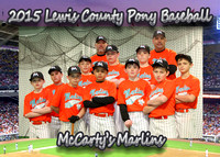 LC Pony - Marlins