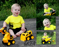 Casen One Year - Cori+Jordan