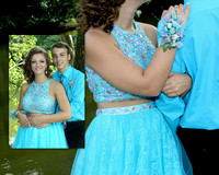 Brittney & Brandon - Homecoming 2015