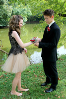 Avery & Isabella - Homecoming 2015