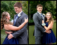Alaina & Logan - RCB Homecoming 2015