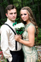 Alyvia & Luke - RCB Homecoming 2015