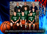 Colts - Lewis County Basketball 2016
