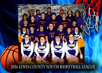 Lakers - Lewis County Basketball 2016