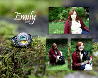 Emily - Doddridge Class of 2016