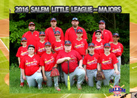 Salem Little League - Cardinals Majors