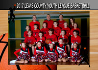 Lewis County Redskins 2017