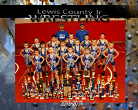 Lewis County Jr Wrestling Final
