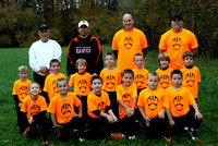 ~ SH Orange Team Flag Football ~