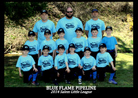 Team Blue Flame