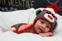 ~ Brady's 1st Pictures - Valentines 2015 ~