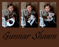 Gunnar Turns One