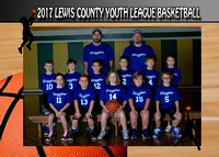 Lewis County Grizzlies 2017