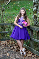 Alaina - Senior RCB Homecoming 2017