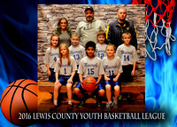 Mavericks - Lewis County Basketball 2016
