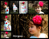 Morgan's 2nd Birthday