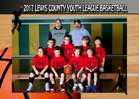 Lewis County Rockets 2017
