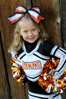 2014 SH PeeWee Cheerleaders